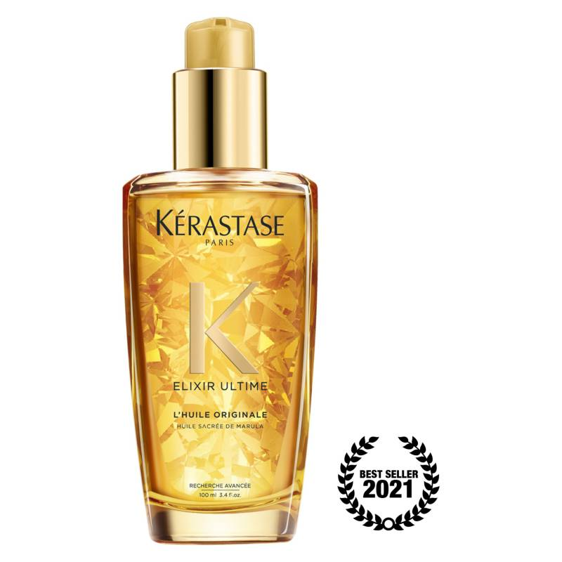 KERASTASE - Aceite Cabello sin Brillo L´Huile Originale Elixir Ultime 100 ml