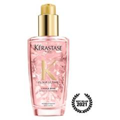 KERASTASE - Aceite Brillo Sublime L'Huile Rose Elixir Ultime 100 ml