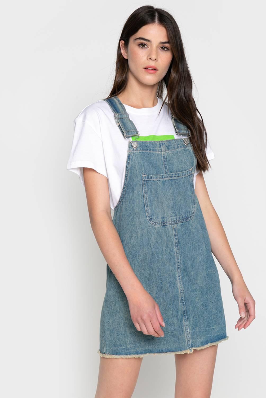 Sybilla - Jardinera falda Mini Mujer