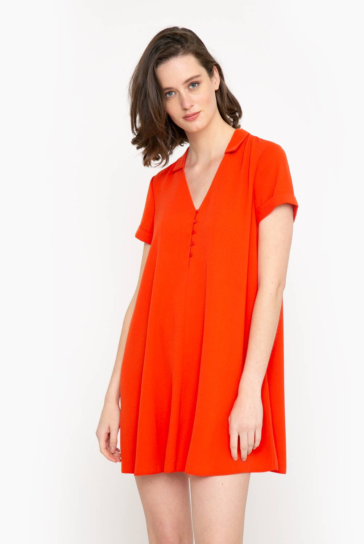 Basement - Vestido Midi Mujer