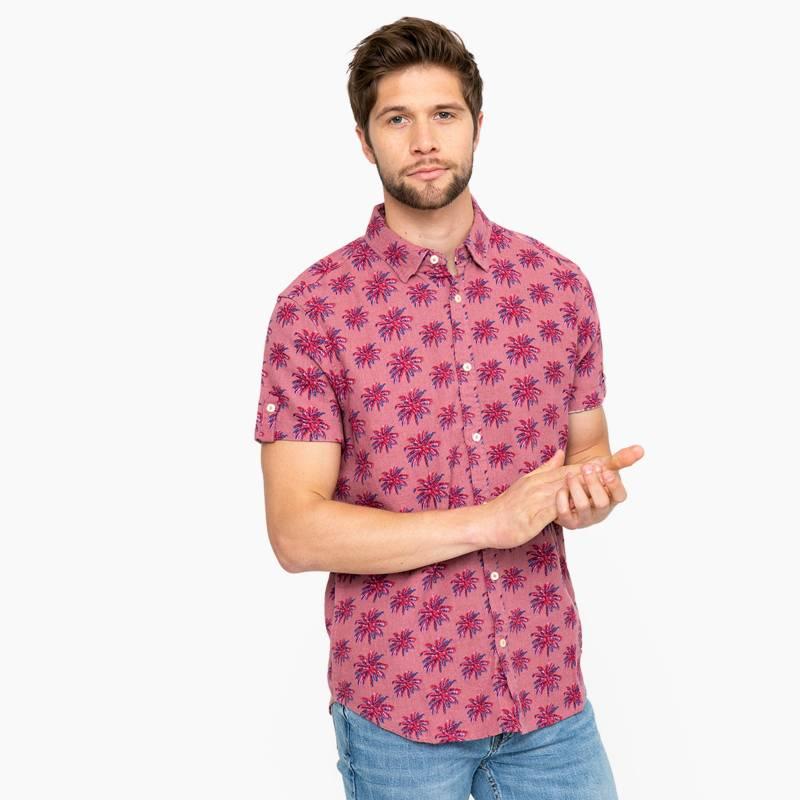 Basement - Camisa Lino