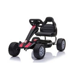 Go Kart a pedales VI Negro