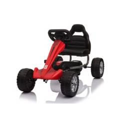 Go Kart a pedales VI Rojo