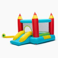 SCOOP - Castillo Inflable L + Resbalin