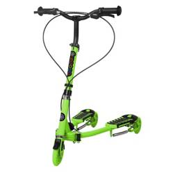 Scoop - Scooter Frog Pro Fluor Green