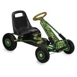 Go Kart a pedales Camo