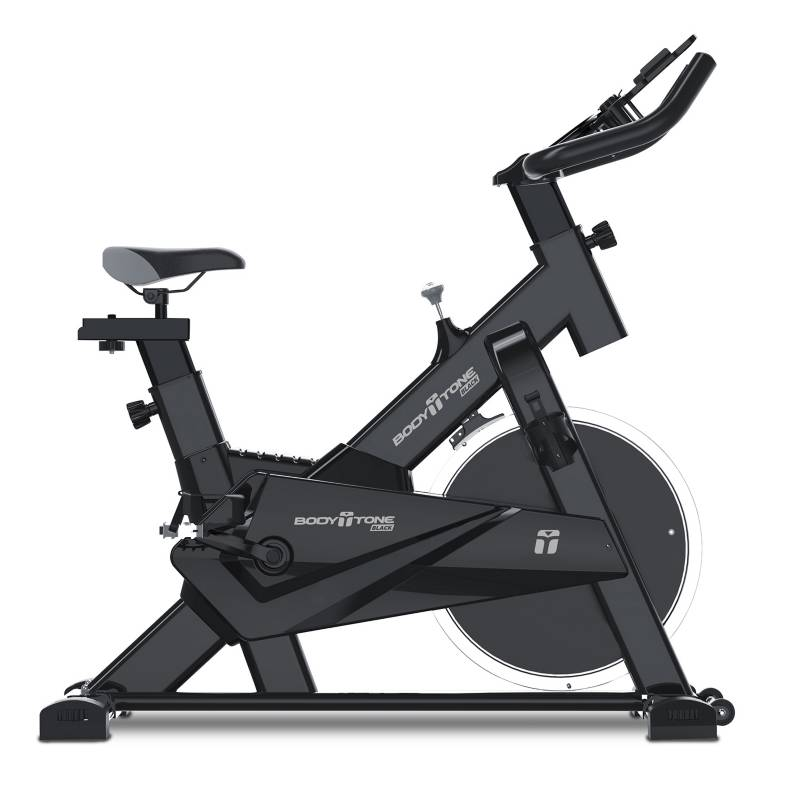 Bodytone Black - Bicicleta de Spinning Mtdp-S703