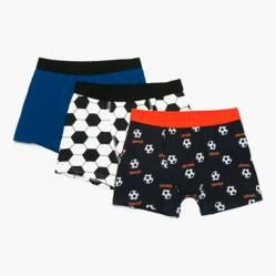 Yamp - Pack 3 boxers niño algodón