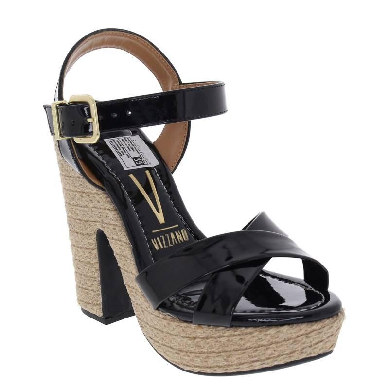 Vizzano - Zapato Formal Mujer Negro