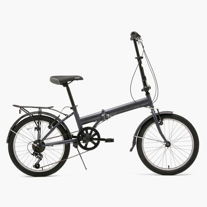 Scoop - Bicicleta Plegable