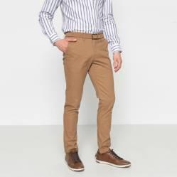 Basement - Pantalón Slim Fit Hombre