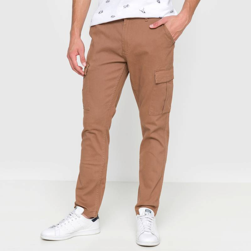 Bearcliff - Pantalón Skinny Fit Hombre