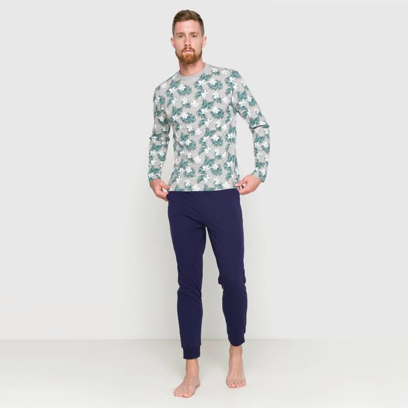 Basement - Pijama Largo Jersey