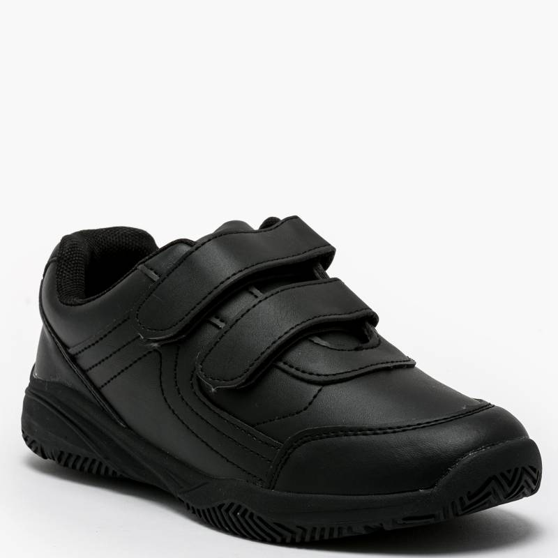 Holley - Zapatilla Escolar Unisex Negra
