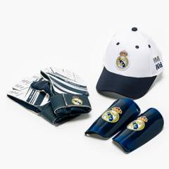 REAL MADRID - Kit de entrenamiento niños