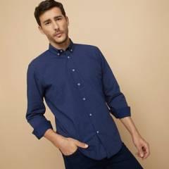 NEWPORT - Camisa Formal Slim Fit