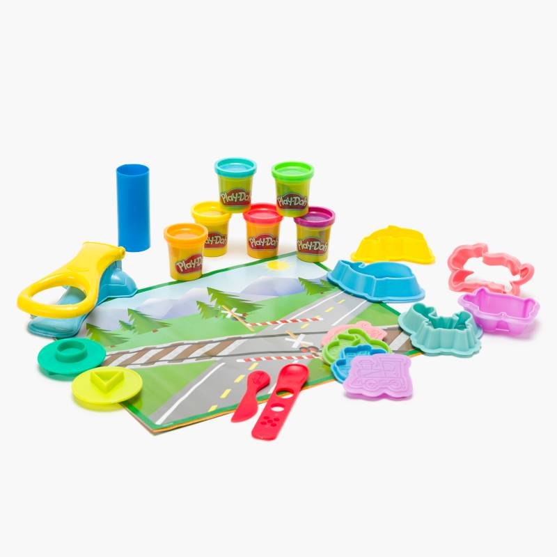 Play Doh - Discover And Store