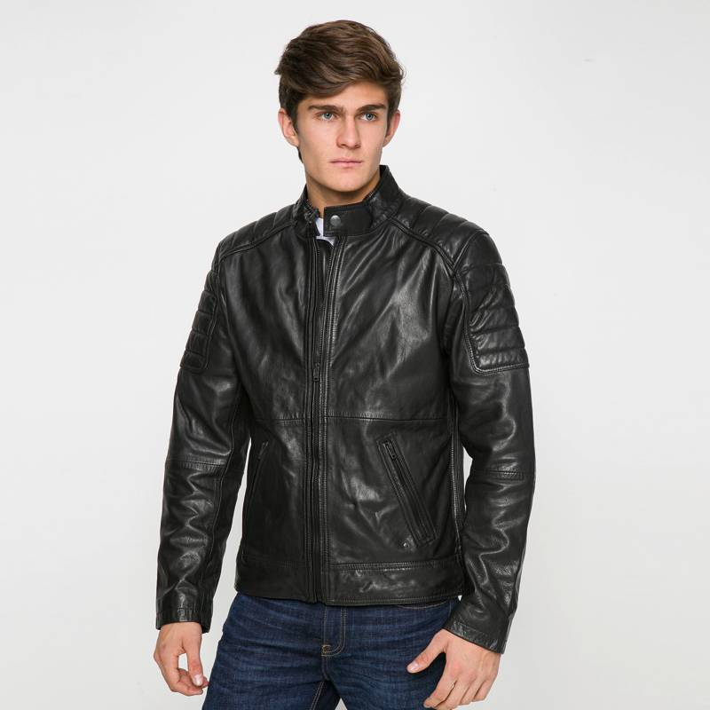 Huation chaqueta Jeans hombres 2108 invierno espesar