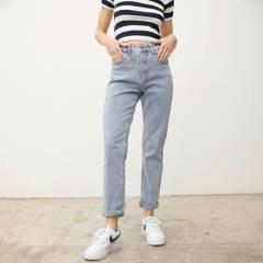 Sybilla - Jeans Mom Mujer