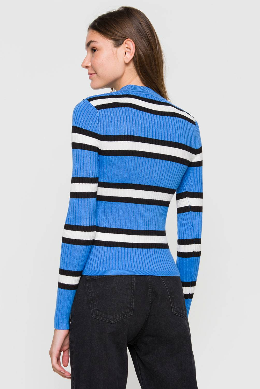 Sybilla - Sweater de Algodón Mujer