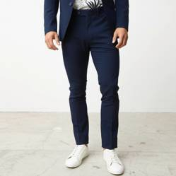 Basement - Pantalón Skinny Fit Hombre