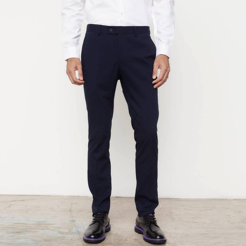 Basement - Pantalón Formal Stretch Skinny