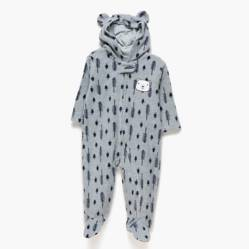 Yamp - Enterito-pijama polar bebé niño