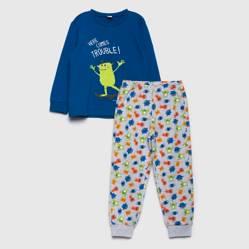Yamp - Pijama algodón niño 2-8