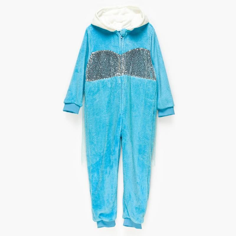 Frozen - Pijama Niña Polar Disfraz Frozen