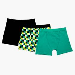 Federation - Pack 3 Boxers Niño