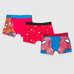 Spider-Man - Pack 3 boxers niño algodón spiderman