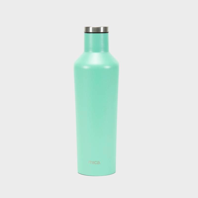 Mica - Botella Acero 500Ml Menta