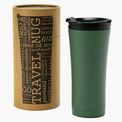 Mica - Travel Mug Acero Verde 0.3 Lt