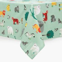 Mica Kids - Mantel Animales kids 210x150 cm