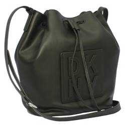 DONNA KARAN - Carteras Tilly-Drawstring Bucket