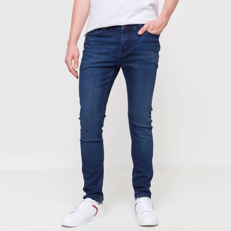 Bearcliff Jeans Super Skinny Fit Hombre Falabella Com