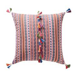 ANTHROPOLOGIE HOME - Cojín Bordado Multicolor