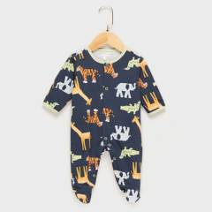 Yamp - Pijama franela bebé niño