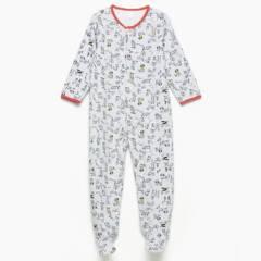 YAMP - Pijama Print Algodón Bebé Niño
