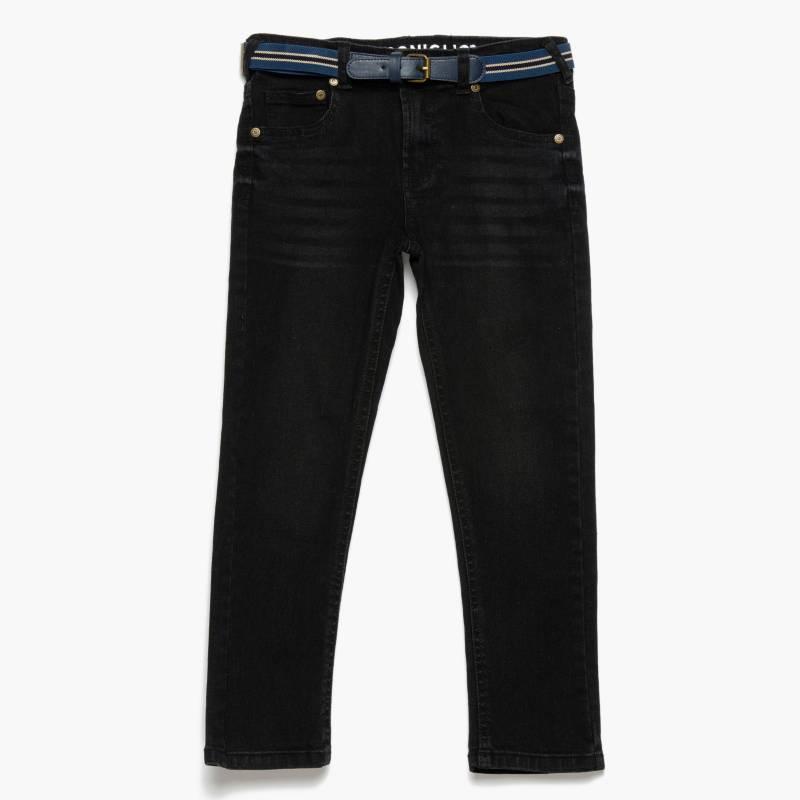 Coniglio - Jeans con cinturón niño