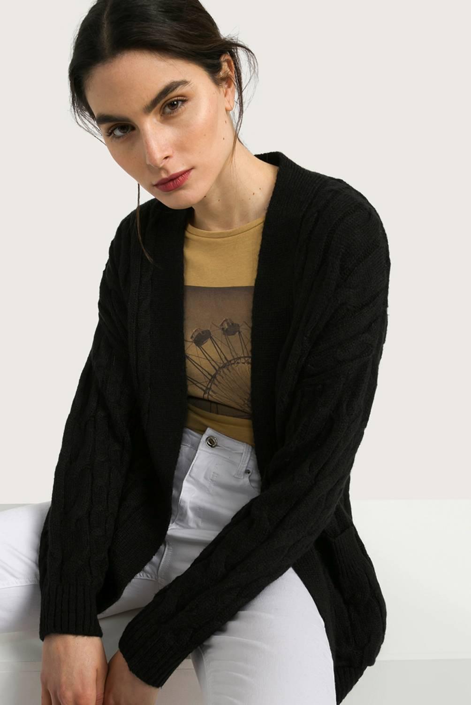 Basement - Cardigan Mujer