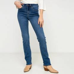 University Club - Jeans Flare Fit Mujer