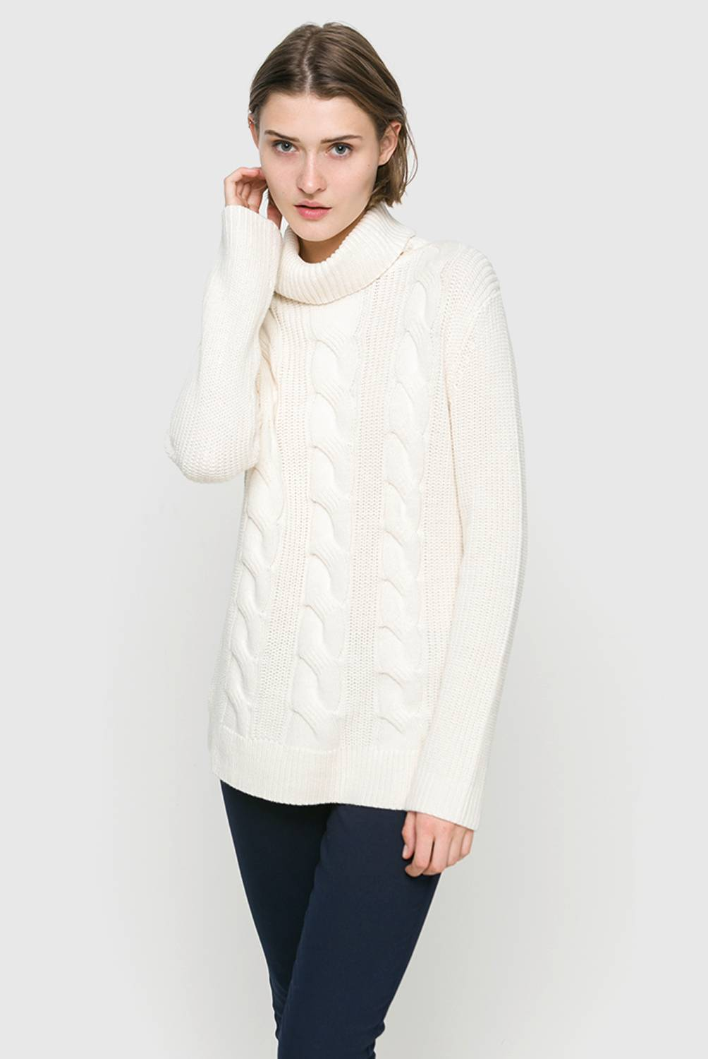 University Club - Sweater Manga Larga Mujer