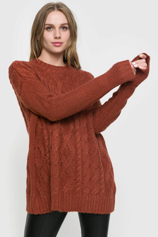 Basement - Sweater Trenzas