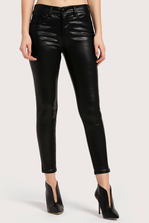 Mossimo - Jeans skinny engomado