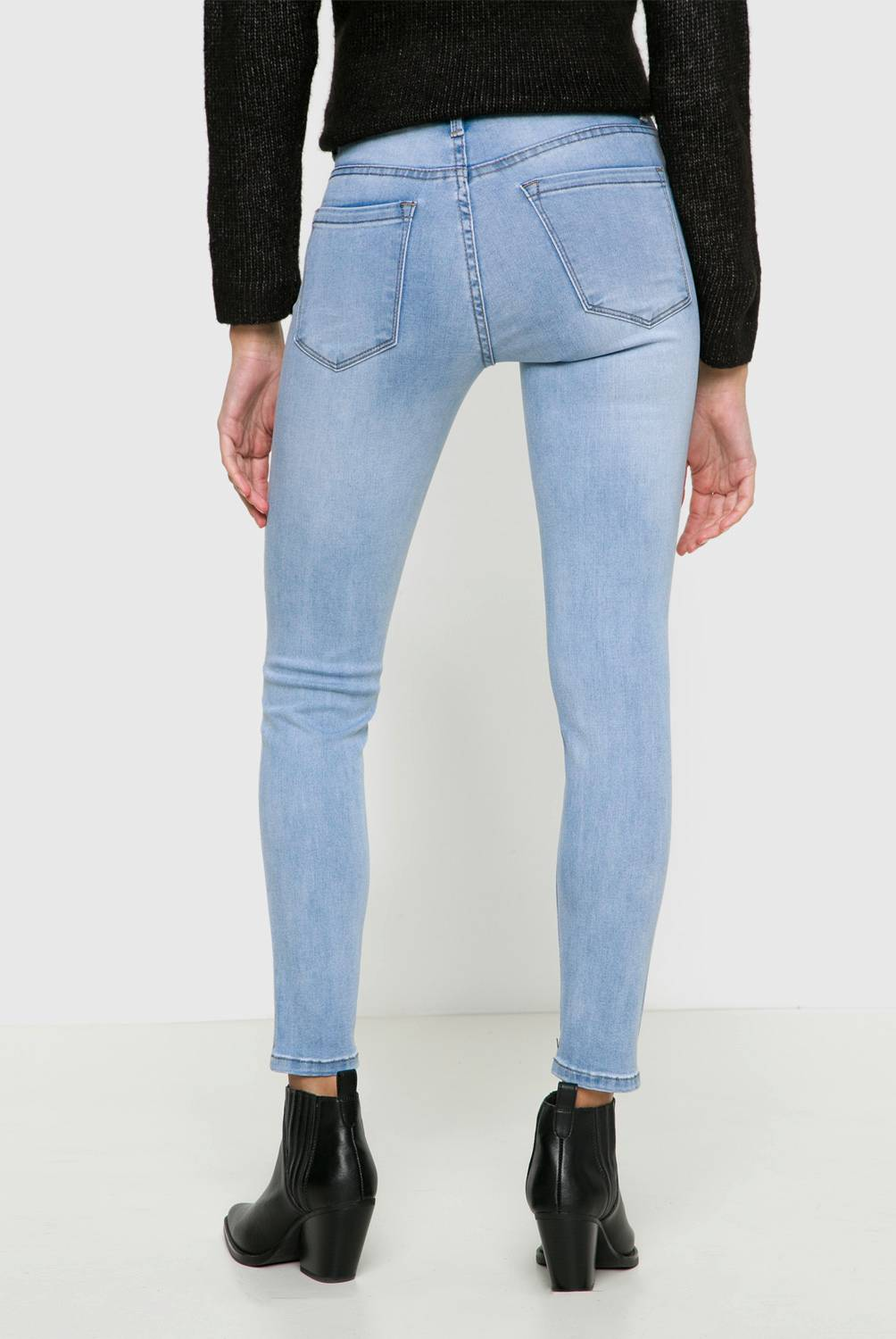 Basement - Jeans Mujer