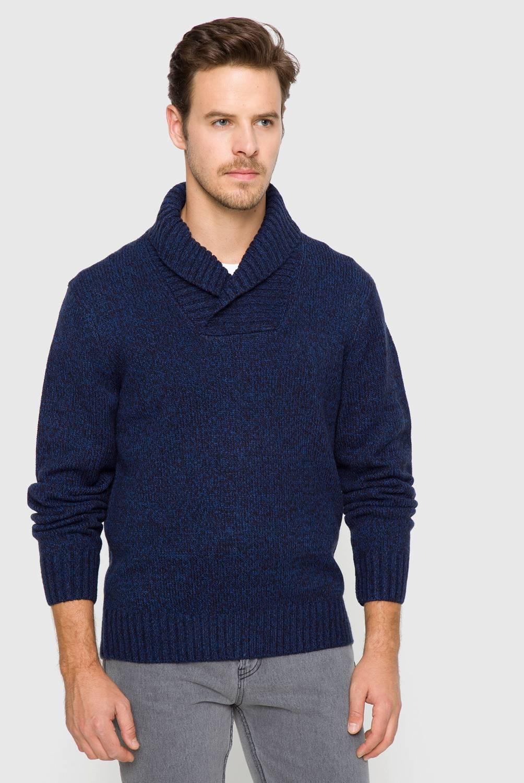 NEWPORT - Sweater Cuello Shawl Hombre