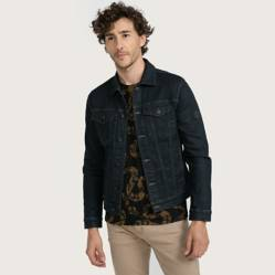Mossimo - Chaqueta Denim Armour Mosismo
