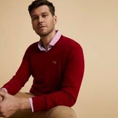 La Martina - Sweater de Cashmere Hombre