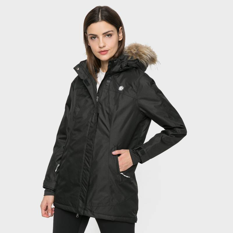 MOUNTAIN GEAR - Parka Outdoor Mujer Impermeable